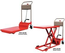 HLH ULTRA LOW SERIES WORK CARTS