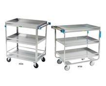 GUARD RAIL UTILITY CARTS
