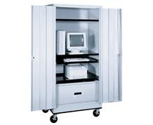MOBILE COMPUTER CABINET