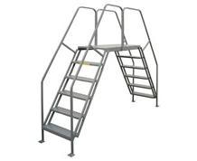 Crossover Platform Ladder